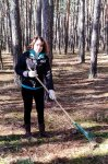 В СО СОР «Сосновый бор» стартовала весенняя уборка территории.