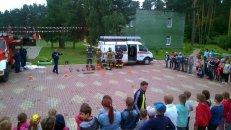 День безопасности в лагере «Сосновый бор»