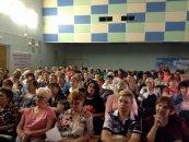 Школа социального работника в Ступинском КЦСОН