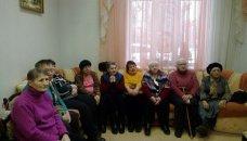 Встреча с врачом общей практики Карандиной И.Я.