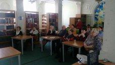 Библиотека №1 - к  80-летию г. Ступино