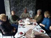 Благотворительный обед в ресторане «Сальвадор»