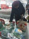 Акция «Добрая покупка» в ТЦ «АШАН»