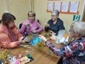 Мастер-класс «Изготовление новогодней игрушки»