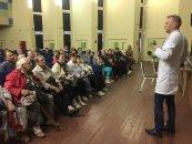 Встреча с врачами г.Ступино