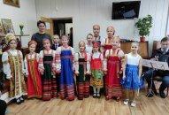 Концерт учеников  Ступинской детской музыкальной школы